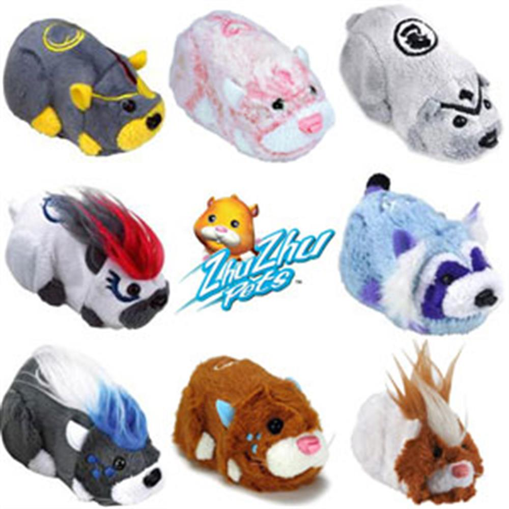 Picture of ZhuZhu Pets: Hamsters (Case of Assorted 8)