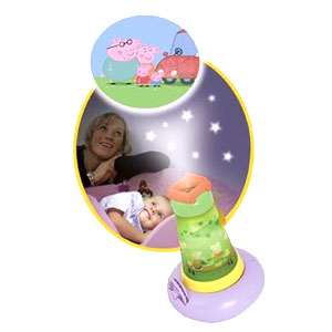 Buy Peppa Pig Go Glow Story Projector At Home Bargains