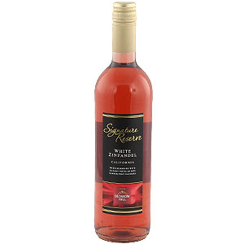 Buy Blossom Hill Signature White Zinfandel Case Of 6 At Home Bargains