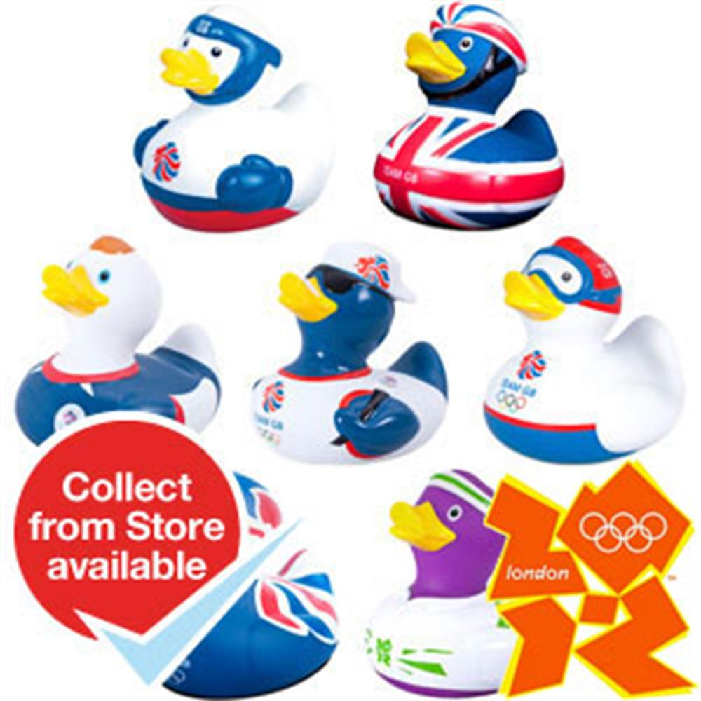 Picture of Official London 2012 Olympics: Rubber Ducks