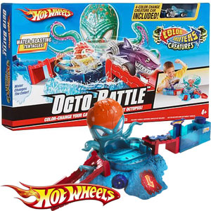Buy Hot Wheels Octo Battle With Colour Change Car At Home