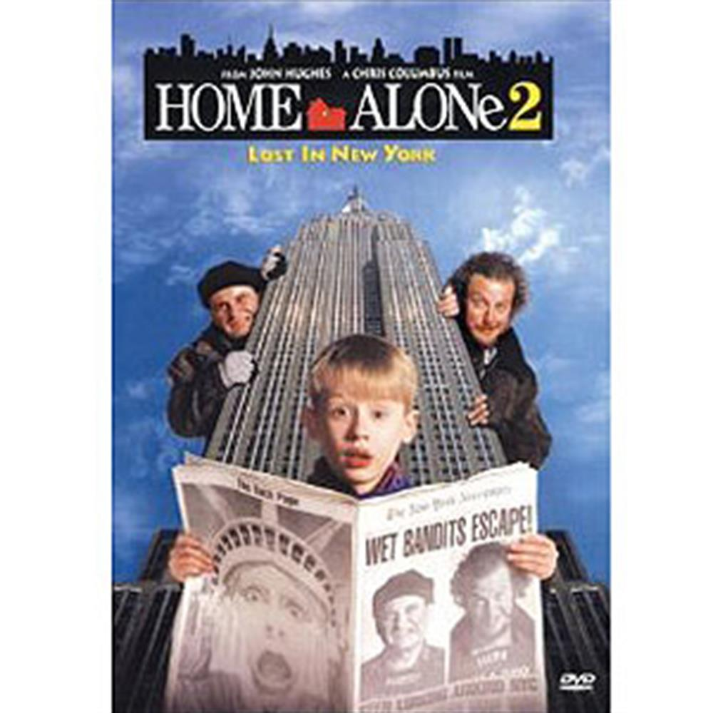 Picture of Home Alone Two: Lost in New York DVD