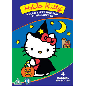 Buy Hello Kitty Has Fun at Halloween DVD at Home Bargains