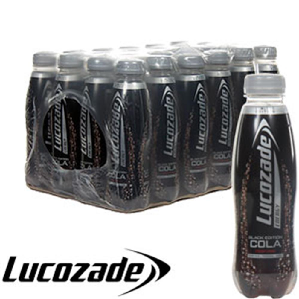 Picture of Lucozade Black Edition Cola
