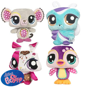 Buy littlest pet shop online plush at home bargains picture of littlest pet shop online plush voltagebd Gallery