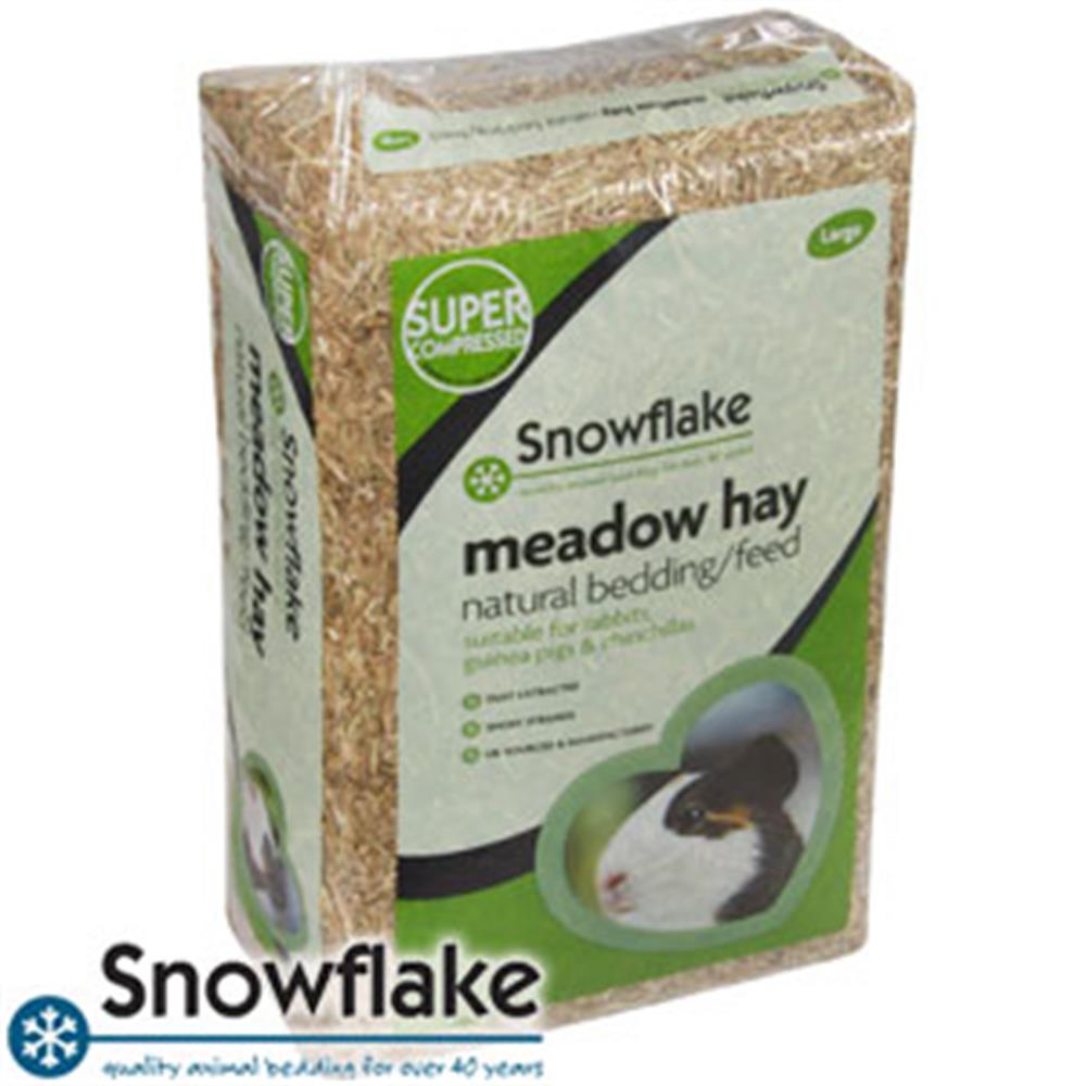 Picture of Snowflake Meadow Natural Hay: 3.0Kg Bale
