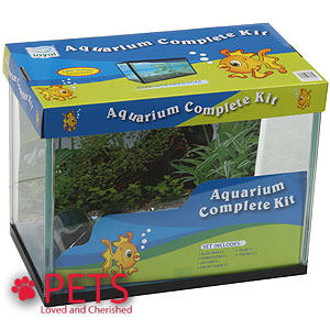 buy aquarium complete kit at home bargains