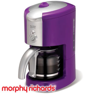Buy Morphy Richards Compliments Filter Coffee Maker at Home Bargains