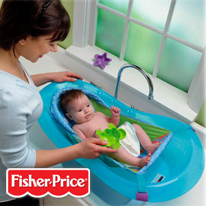 Buy Fisher Price: Grows with Baby Aquarium Bath Centre at Home ...