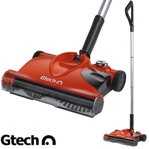 Buy Gtech Sw26 Cordless Electronic Sweeper At Home Bargains