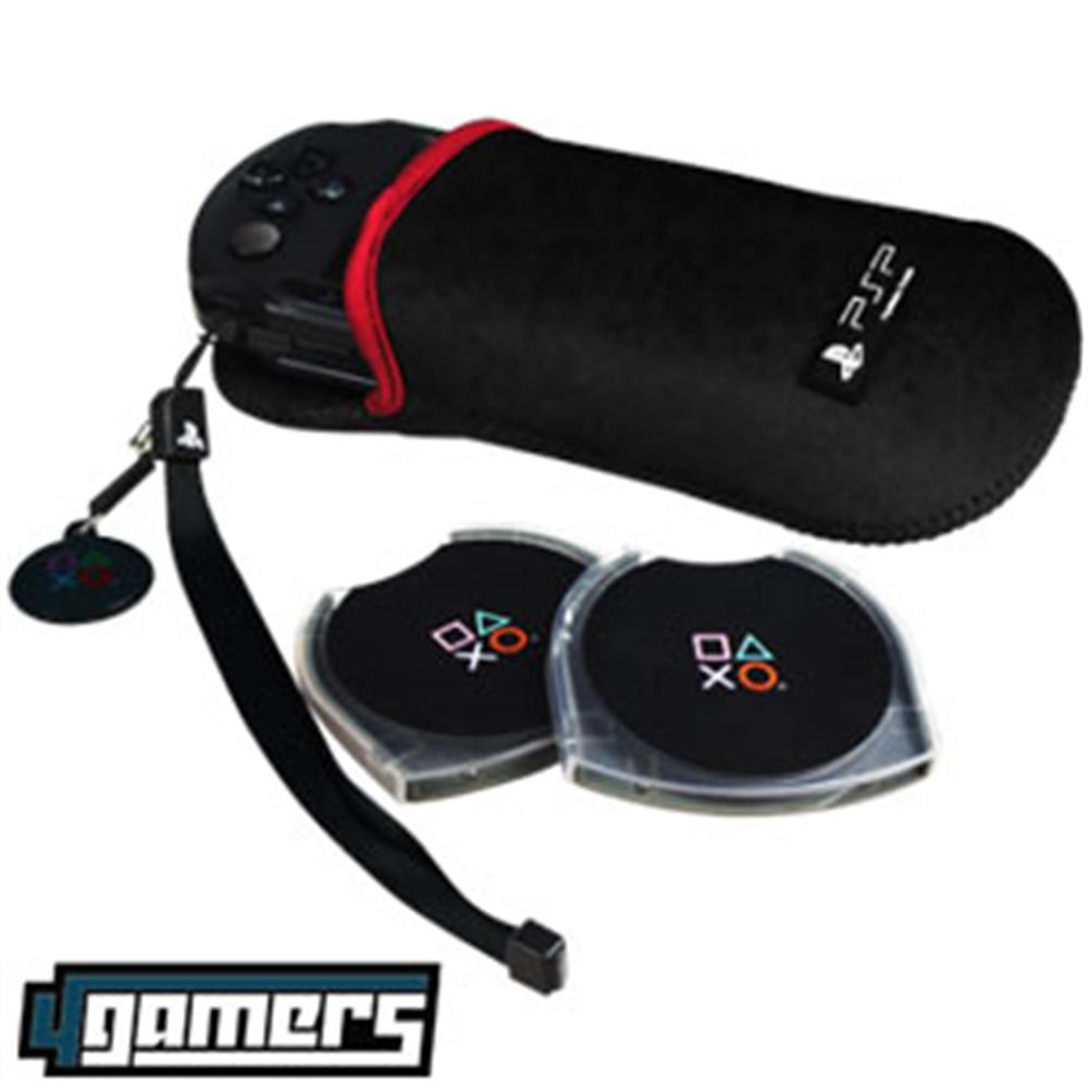 Picture of 4Gamers: Official PSP Starter Set