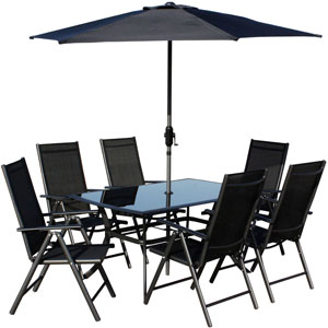 Buy Winchester Garden Furniture Set At Home Bargains