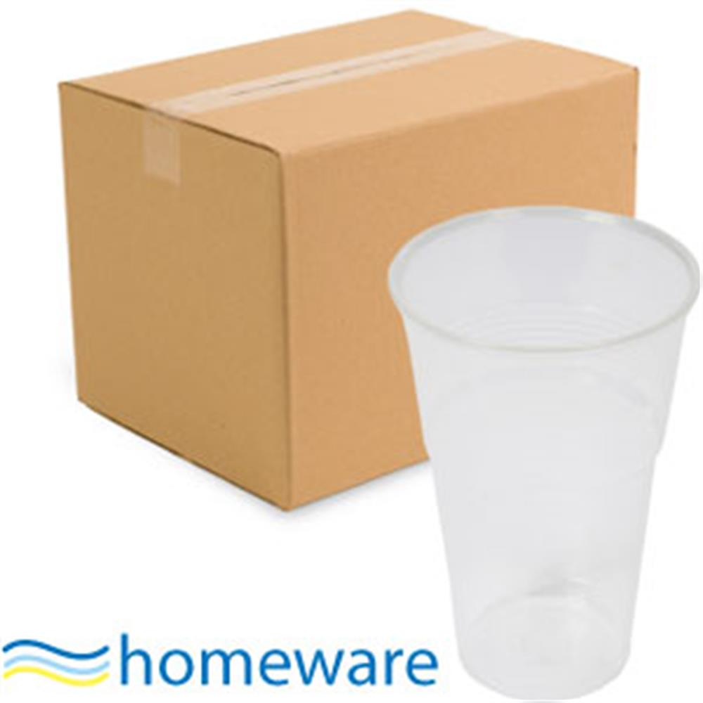 Picture of Plastic Pint Tumblers (Case of 240)