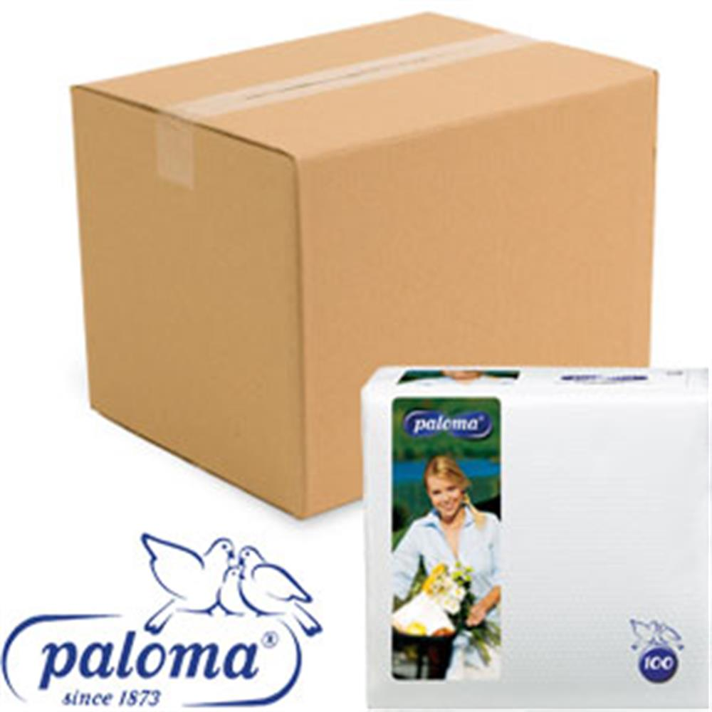 Picture of Paloma Napkin Serviettes (Case of 3000)