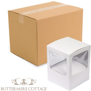 Buttermere Cottage Cake Pop Boxes