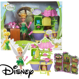 Buy Disney Fairies: Tink's Fairy Kitchen at Home Bargains