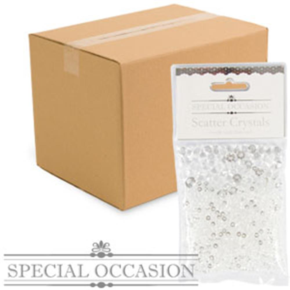 Picture of Special Occasion Scatter Crystals x 12 Bags