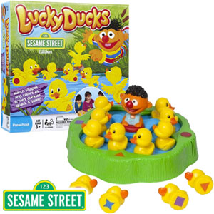 lucky ducks game instructions