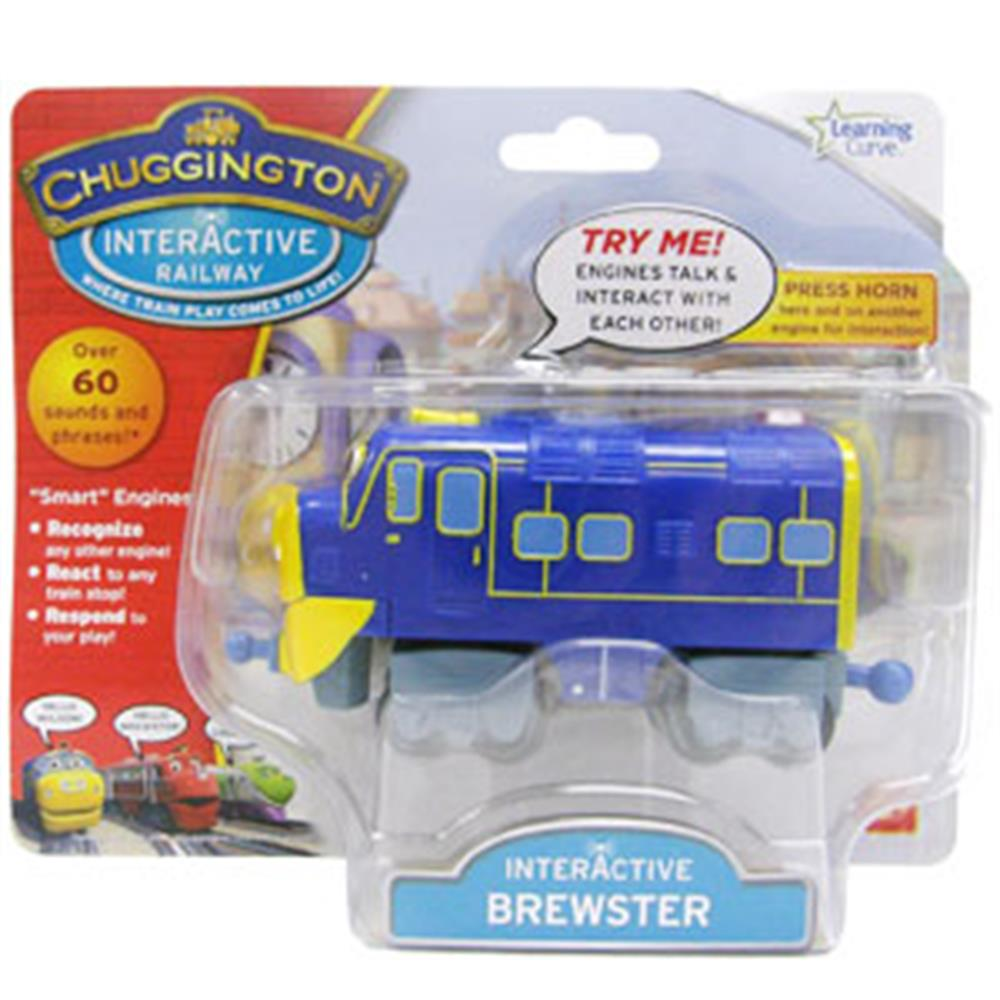 Picture of Chuggington Interactive: Brewster