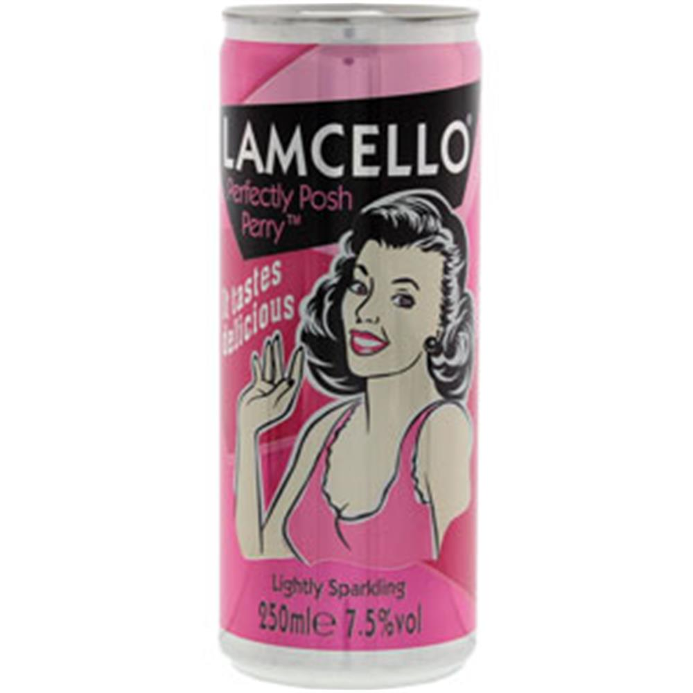 Picture of Lamcello Perfectly Posh Perry (24 x 250ml Cans)