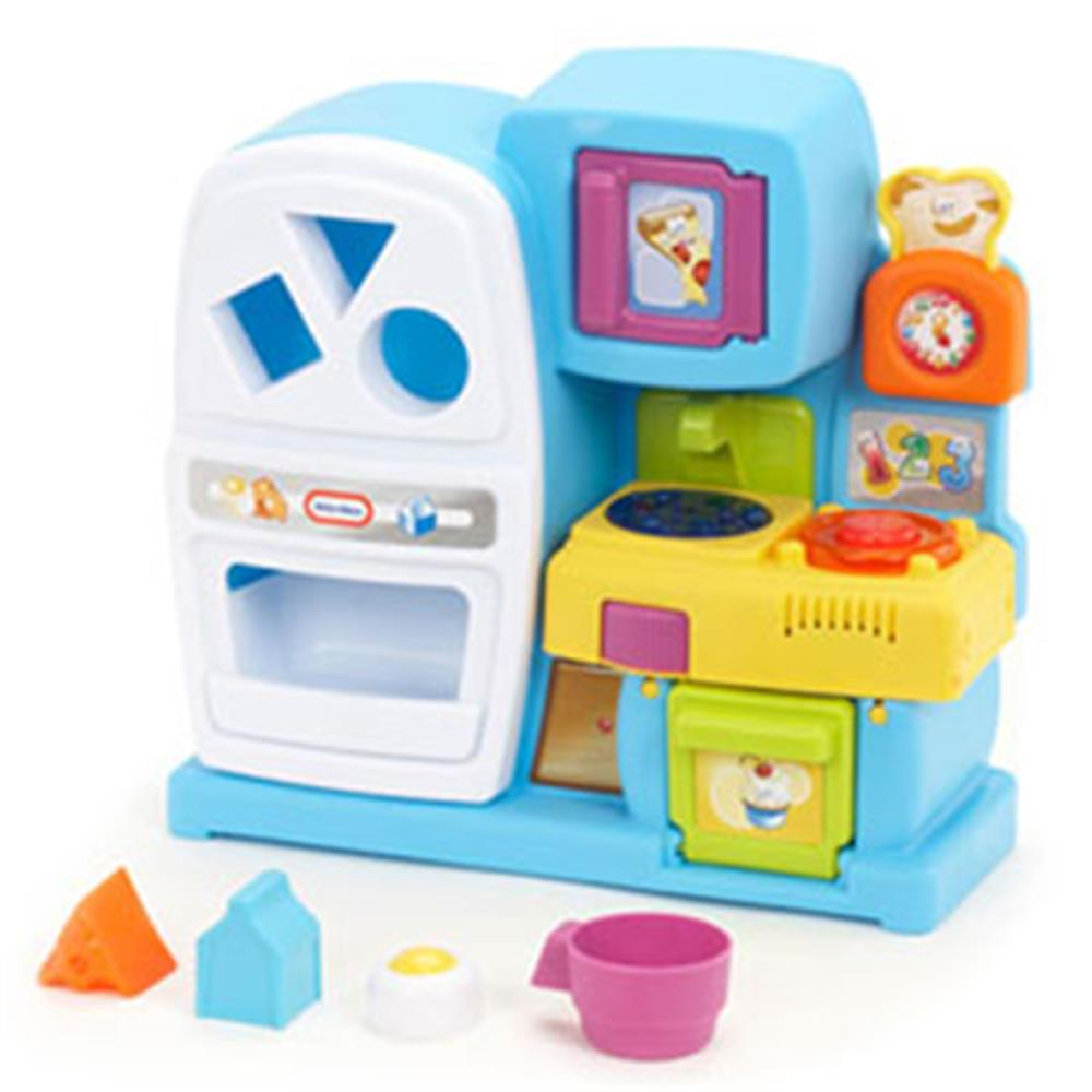Buy Little Tikes Discoversounds Kitchen At Home Bargains
