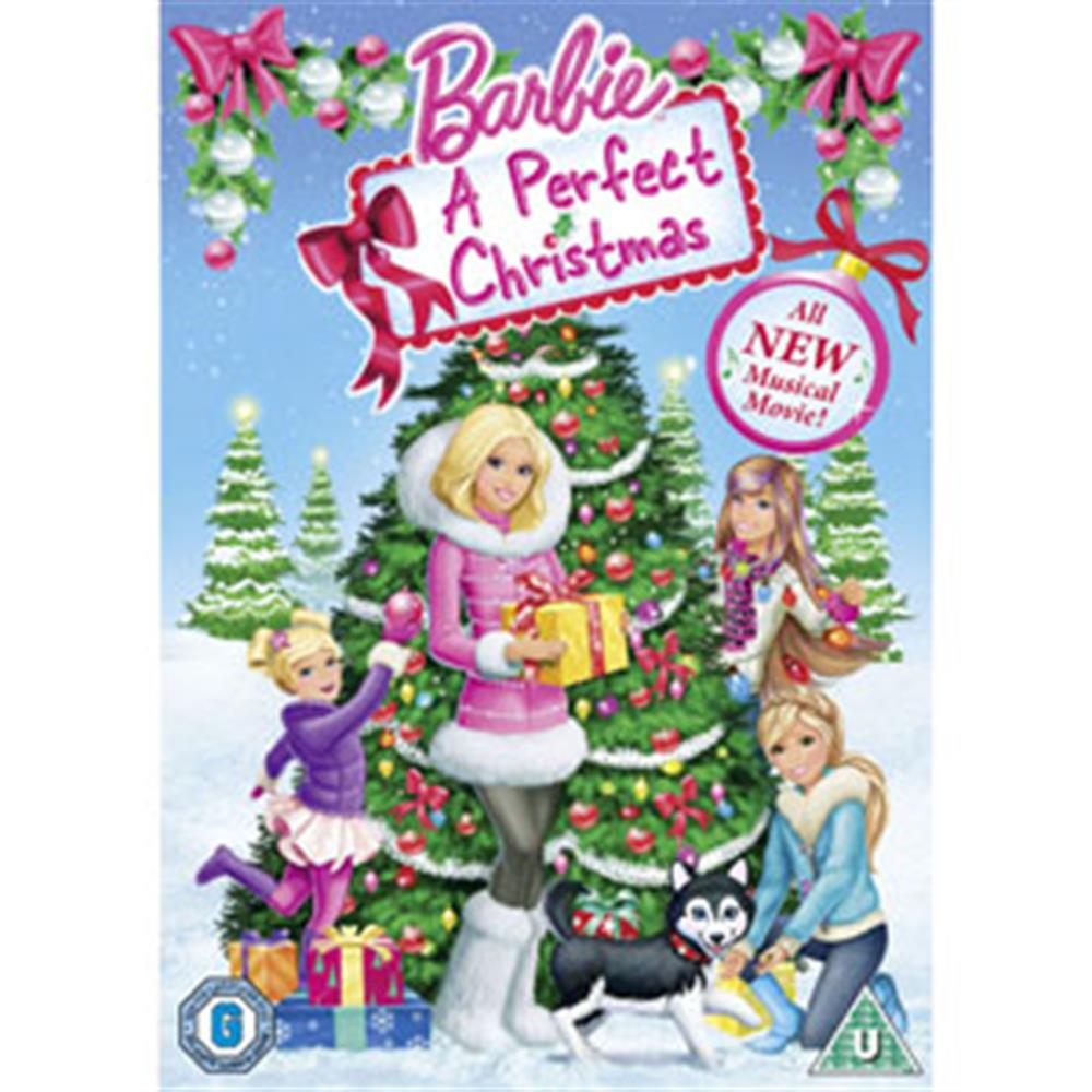 Picture of Barbie: A Perfect Christmas DVD