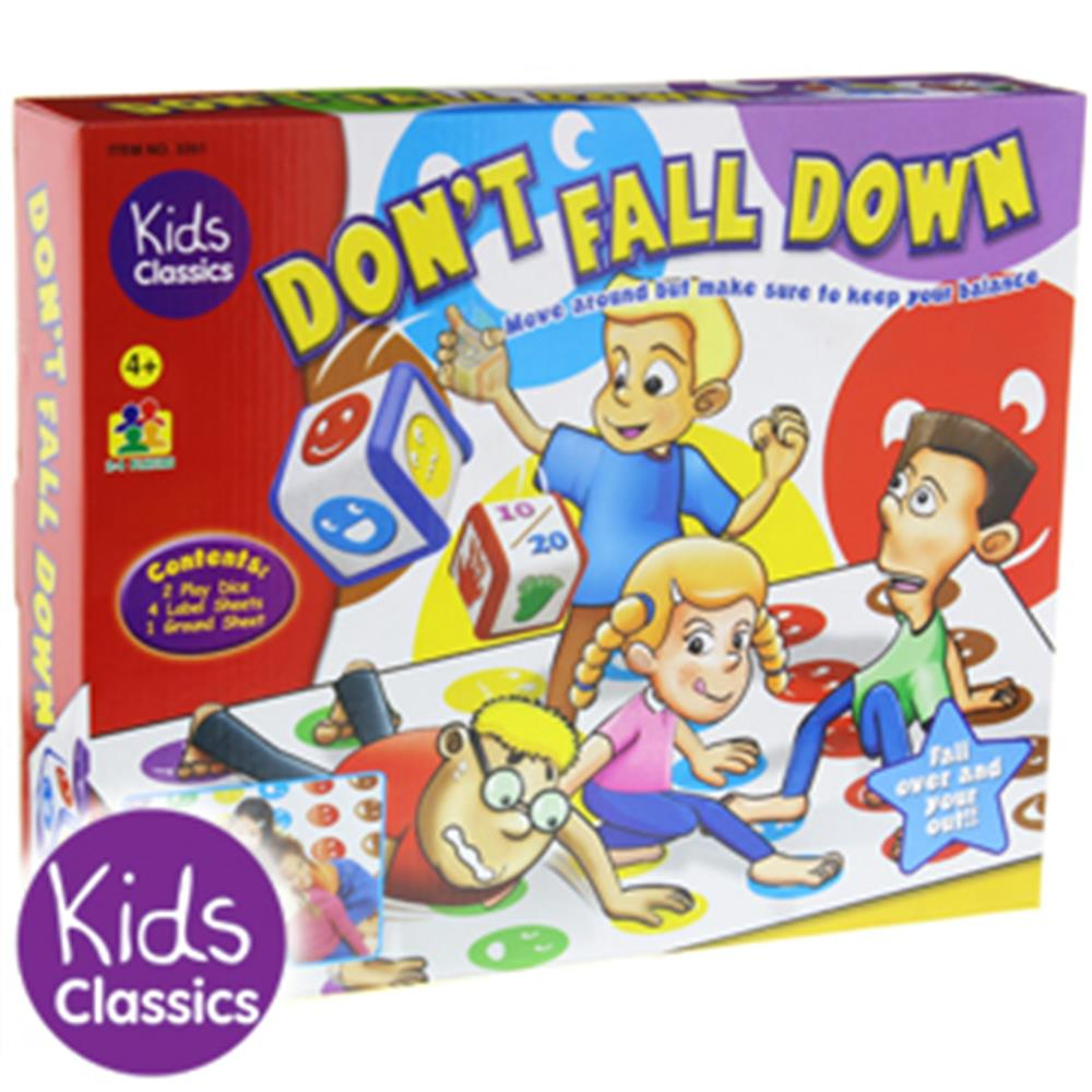 Picture of Kids Classics: Don't Fall Down!