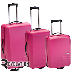 Antler Pink Suitcase | Luggage And Suitcases