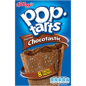 Picture of Kellogg's Pop Tarts: Frosted Chocotastic (48 Packs)