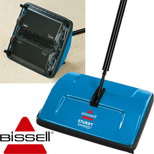 Buy Bissell Sturdy Sweep 2402 E Carpet Sweeper At Home