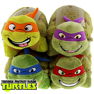 Buy TMNT Pillow Pets Dream Lites at Home Bargains