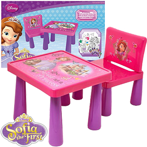 Buy Sofia The First Sit Colour At Home Bargains