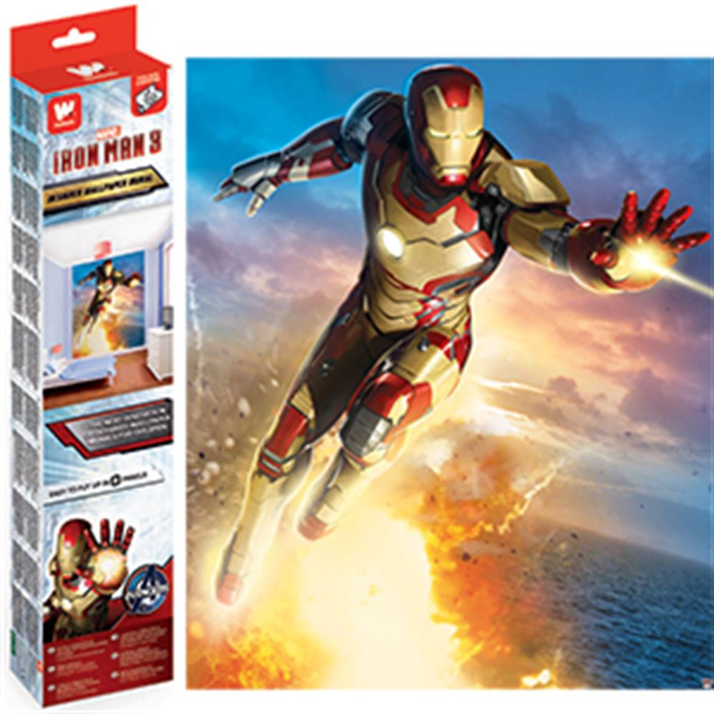 Picture of Walltastic Iron Man 3 Wall Mural