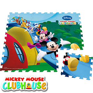 Buy Mickey Mouse Clubhouse Giant Foam Floor Puzzle At