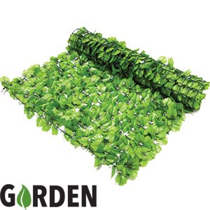 Buy Garden Artificial Ivy Leaf Hedge 1m X 3m At Home