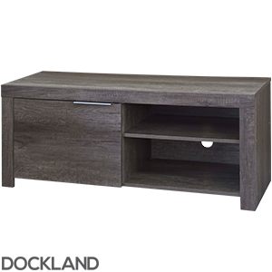 Buy Dockland Neoteric Tv Stand At Home Bargains