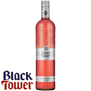 Buy Black Tower Pink Bubbly Case Of 6 Bottles At Home Bargains