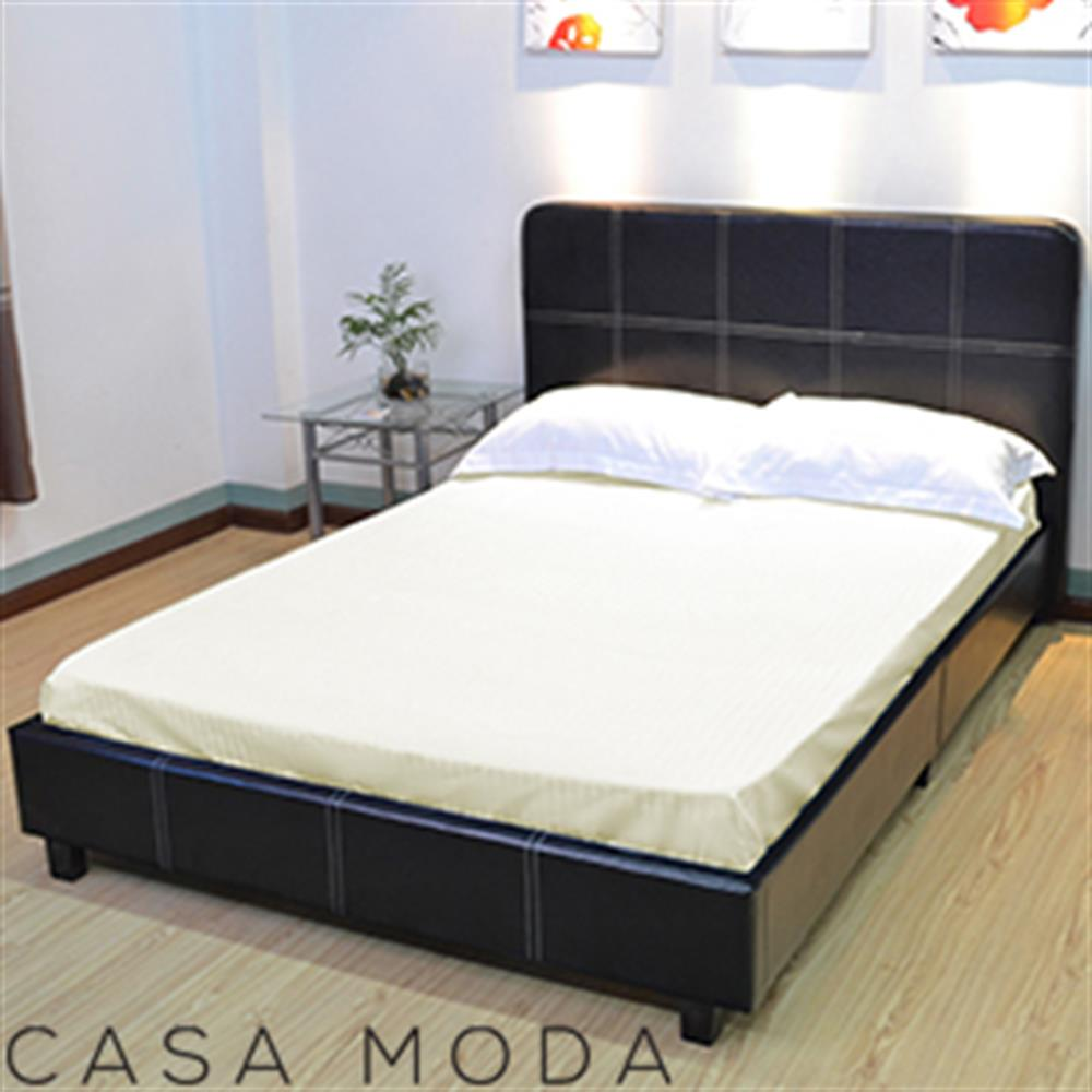 Picture of Casa Moda: Luxury Percale Cream Flat Sheet