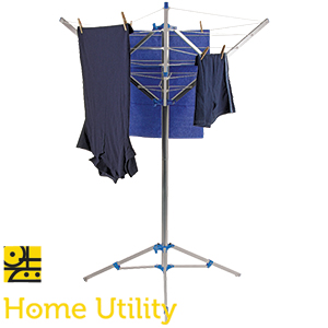 Picture of Home Utility Freestanding Rotary Airer