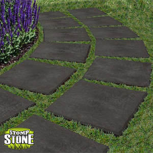 Buy Ecotrend Garden Stomp Stones (Case of 10) at Home Bargains