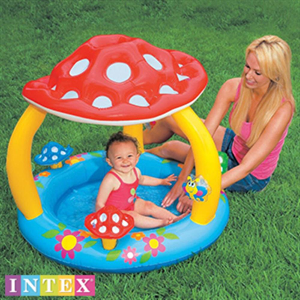 Buy Intex Mushroom Baby Play Pool At Home Bargains