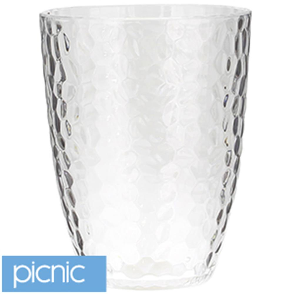 Picture of Picnic Dimpled Plastic Tumblers (Case of 24)