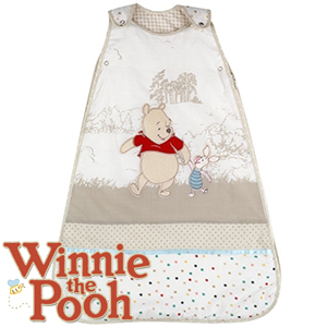 buy popular fcb4e 9936e Buy Winnie the Pooh Embellished Sleeping Bag 6-12 months at ...