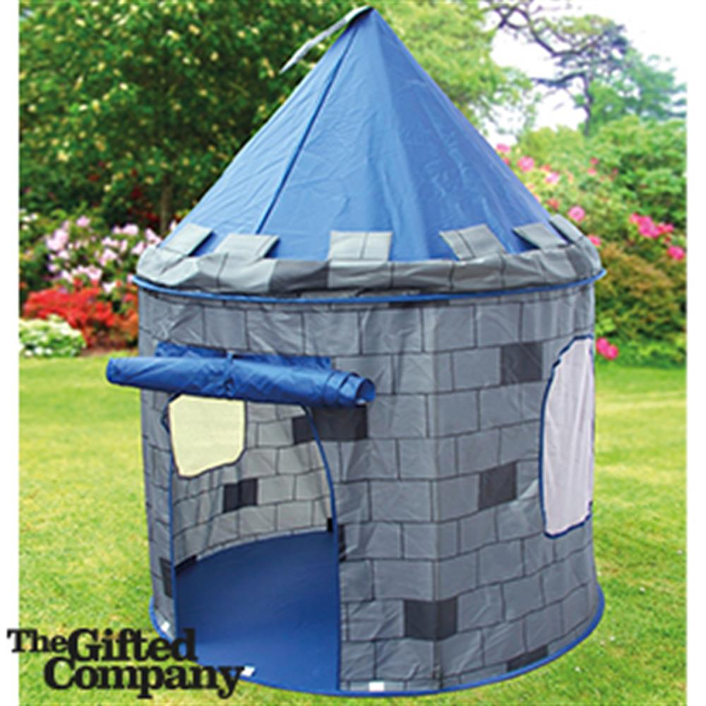 Picture of Pop-Up Castle Play Tent