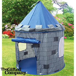 Buy Pop Up Castle Play Tent At Home Bargains