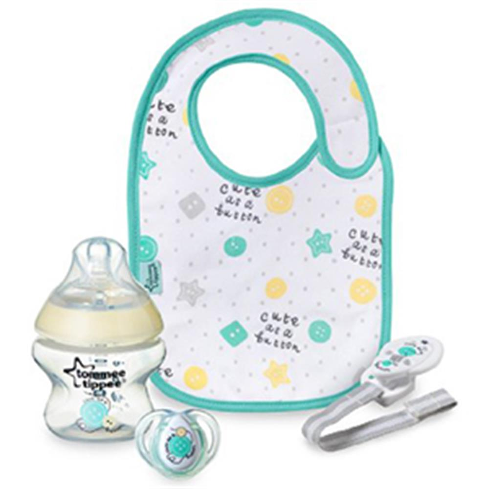 Buy Tommee Tippee: Newborn Gift Set (Neutral) at Home Bargains