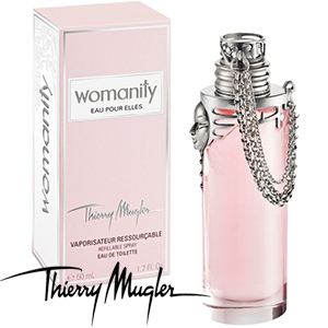 1d6971a467a Buy Thierry Mugler Womanity EDT 50ml at Home Bargains