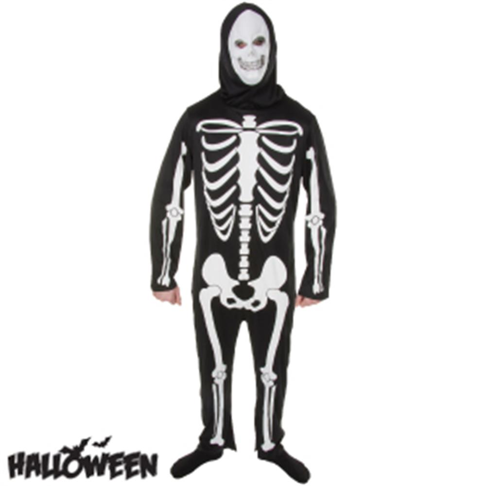 Picture of Halloween Adult Skeleton Suit