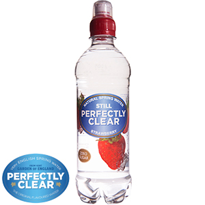 Buy Perfectly Clear Strawberry Still Water 12 X Bottles At Home