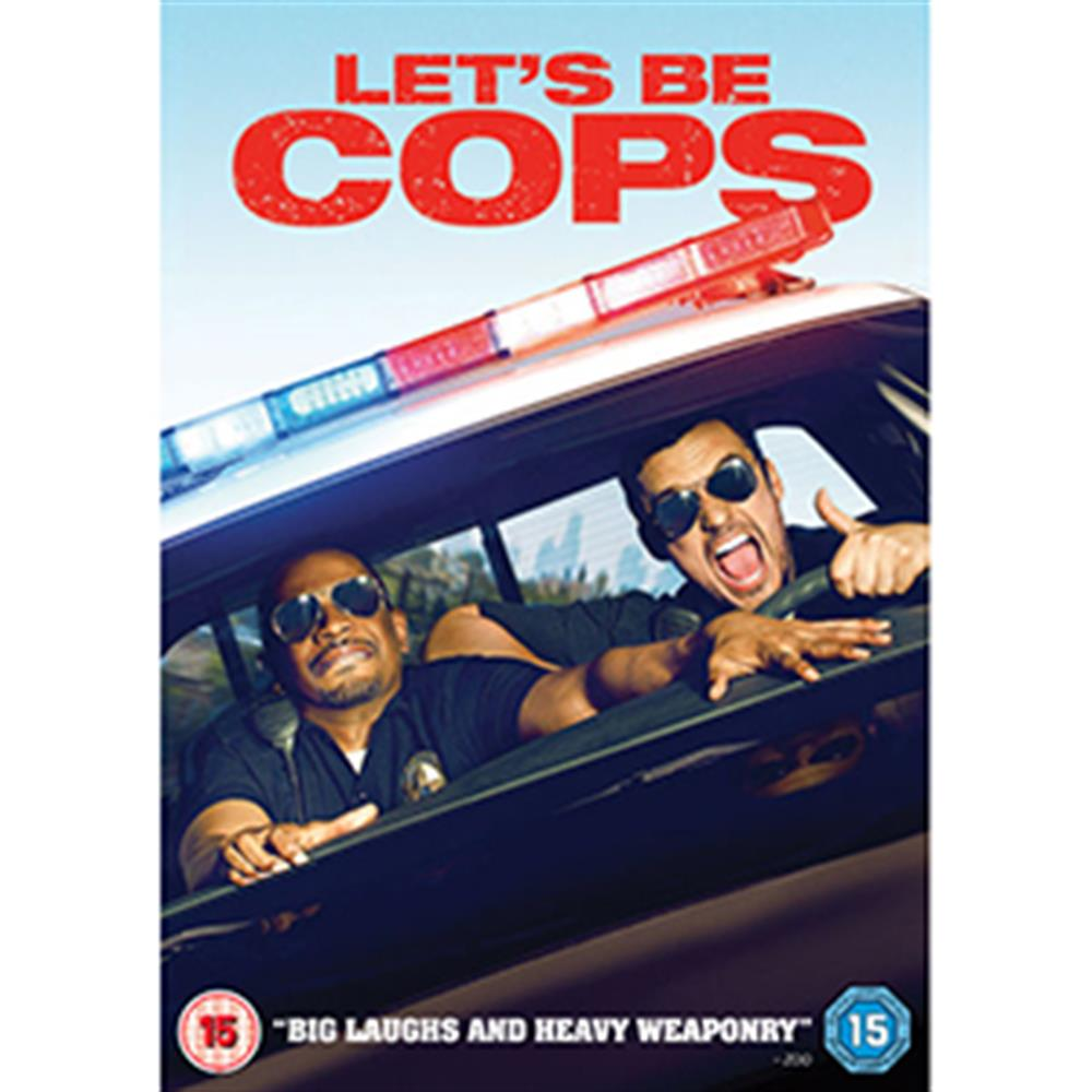 Picture of Let's Be Cops DVD
